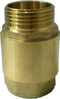 Клапан обратный 1 BH латунный