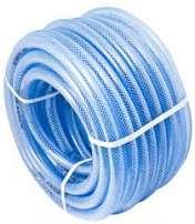 Шланг силикон с ниткой D 1/2 (100M стандарт)